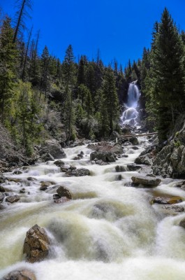 Fish Creek Falls Steamboat Springs